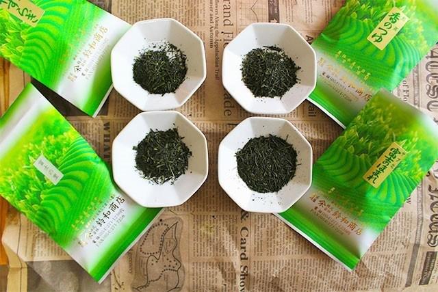 静岡茶価格の違い